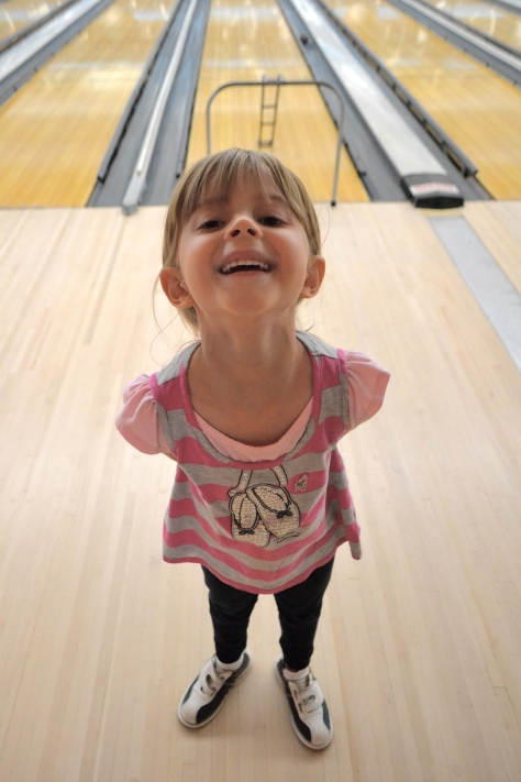 Face of a Crazy Bowler