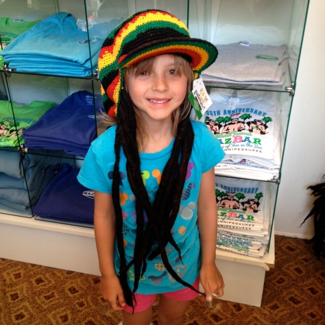Hazy asked me if I would buy her this hat. I stumbled on my reasons why not.