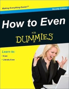 Which means I'm gonna have to buy this book.