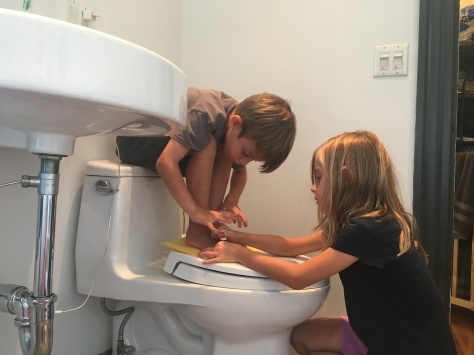 kid nail salon