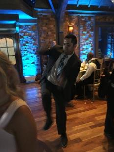 """worst dancer in action"""
